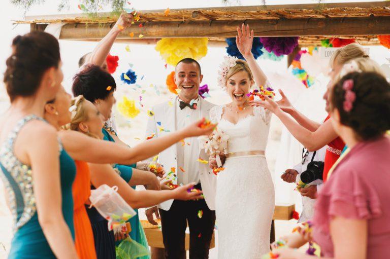 Les animations durant un mariage