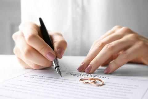 Faut-il réaliser un contrat de mariage ?
